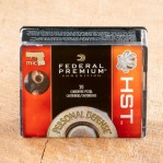 Federal Personal Defense 380 ACP Ammunition - 20 Rounds of 99 Grain HST JHP