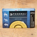 Federal Power-Shok 308 Winchester Ammunition - 200 Rounds of 180 Grain SP