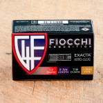 "Fiocchi Law Enforcement Low Recoil 12 Gauge Ammunition - 250 Rounds of 2-3/4"" 7/8 oz. Rifled Slug"