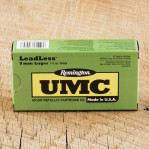 Remington UMC 9mm Luger Ammunition - 250 Rounds of 115 Grain MC