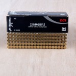 CCI AR-Tactical 22 LR Ammunition - 300 Rounds of 40 Grain CPRN