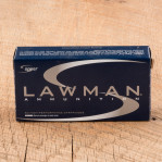 Speer Lawman 40 S&W Ammunition - 1000 Rounds of 155 Grain TMJ