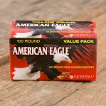 Federal American Eagle 45 ACP Ammunition - 100 Rounds of 230 Grain FMJ