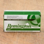 Remington UMC 38 Special Ammunition - 500 Rounds of 158 Grain LRN