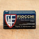 Fiocchi 357 Magnum Ammunition - 50 Rounds of 158 Grain JHP