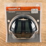 Champion Hearing Protection - Ear Muffs - Passive / Black - 27 NRR - One Pair