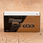Blazer Brass 38 Special Ammunition - 1000 Rounds of 125 Grain FMJ