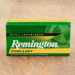 Remington Core-Lokt 308 Winchester Ammunition - 20 Rounds of 150 Grain PSP