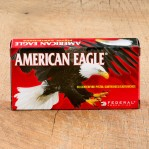 Federal American Eagle 40 S&W Ammunition - 50 Rounds of 155 Grain FMJ