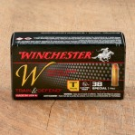 Winchester Train & Defend 38 Special Ammunition - 50 Rounds of 130 Grain FMJ