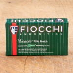 Fiocchi Exacta 308 Winchester Ammunition - 200 Rounds of 180 Grain Matchking HP-BT