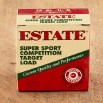 "Estate 12 Gauge Ammunition - 25 Rounds of 2-3/4"" 1-1/8 oz. #9 Shot"