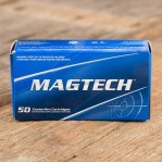 Magtech 38 Special Ammunition - 50 Rounds of 158 Grain JHP