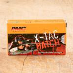 PMC X-TAC Match 223 Remington Ammunition - 20 Rounds of 77 Grain OTM