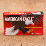 Federal American Eagle 308 Win Ammunition - 500 Rounds of 150 Grain FMJBT