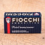 Fiocchi 38 Special Ammunition - 50 Rounds of 158 Grain LRN
