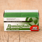 Remington UMC 308 Winchester Ammunition - 400 Rounds of 150 Grain MC