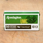 Remington UMC 45 ACP Ammunition - 500 Rounds of 230 Grain MC