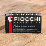 Fiocchi Shooting Dynamics 357 Magnum Ammunition - 1000 Rounds of 158 Grain CMJ