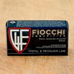 Fiocchi 38 Special Ammunition - 1000 Rounds of 130 Grain FMJ