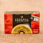 "Federal Premium Vital-Shok 12 Gauge Ammunition - 250 Rounds of 2-3/4"" 1 oz. Rifled Slug"