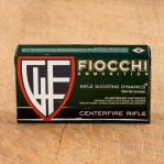 Fiocchi 308 Winchester Ammunition - 200 Rounds of 150 Grain FMJ