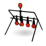 Birchwood Casey Resetting Rimfire Target - 1 Spinner Target