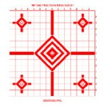 ST-4 Paper Targets - 100 Yd Rifle Sight-In - 100 Count