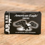 Image of Federal Lake City 5.56 NATO Ammunition - 500 Rounds of 55 Grain FMJ