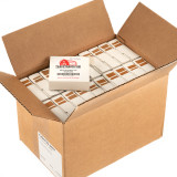 """Image of Tan Target Pasters - 40000 Count - 7/8"""" Boxed Square Adhesive Pasters"""