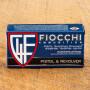 Fiocchi 38 Super Ammunition - 50 Rounds of 129 Grain FMJ