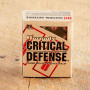 Hornady Critical Defense 45 ACP Ammunition - 20 Rounds of 165 Grain FTX HP