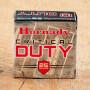 Hornady Critical Duty 9mm Luger Ammunition - 250 Rounds of +P 135 Grain FlexLock JHP