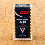 CCI Velocitor 22 LR Ammunition - 5000 Rounds of 40 Grain CPHP