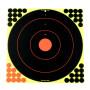 """Birchwood Casey Splatter Targets - 5 Shoot-N-C Targets - 17.5"""" Bullseye"""