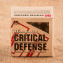 Hornady Critical Defense 357 Magnum Ammunition - 25 Rounds of 125 Grain FTX HP
