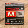 "Winchester AA Light Target Load12 Gauge Ammunition - 250 Rounds of 2-3/4"" 1-1/8 oz. #8 Shot"