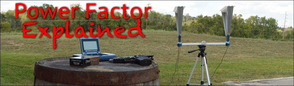 What is Power Factor in Competitive Shooting?